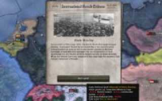 Hearts of Iron 4 «Мод Wolfenstein — The New Order (v1.7.x) на Русском»