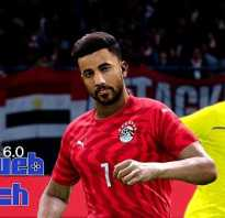 PES 2020 «EvoWeb Patch v6.0 Update Fixes»
