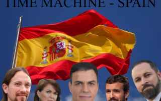 Hearts of Iron 4 «Time machine — Spain V 2.0»