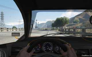Grand Theft Auto 5 «Driver Controls Gunrunning Vehicle Weapons + Extra v2»