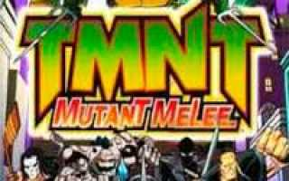 Teenage Mutant Ninja Turtles: Monsters Vs. Mutantsигры