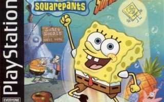 SpongeBob Sandy's Sponge Stackerигры