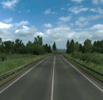 Euro Truck Simulator 2 «Piva Weather mod v5.3 (v1.36 — 1.37)»