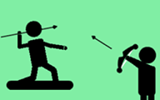 The Spear Stickman: Проткни стикменаигры