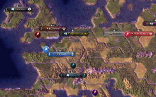 Sid Meier's Civilization 6 «Yet (not) Another Maps Pack»